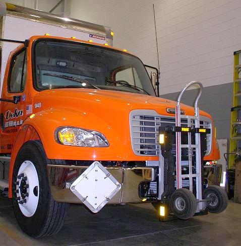 Freightliner M2 - East Penn Manufacturing - Deka Battery