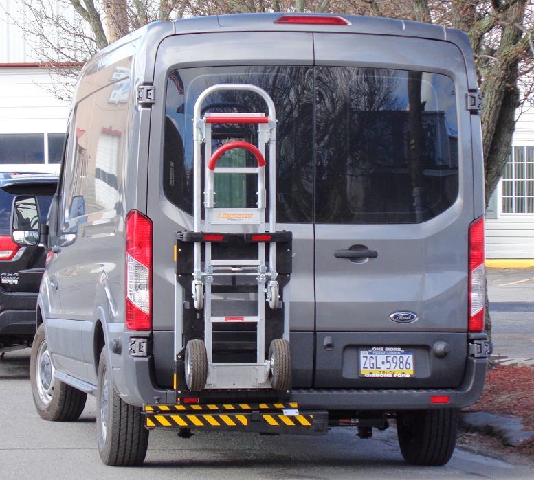 HTS Systems Lock N Roll, LLC.- Hand Truck Transport