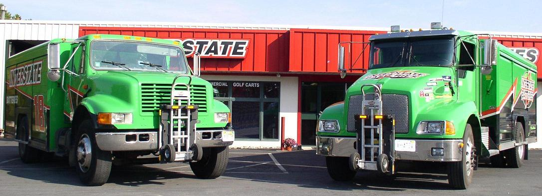 Interstate Batteries Kenworth T300  Navistar  Harper Hand Trucks